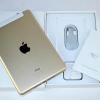 中古au-iPad-mini3 16GB-ゴールド-MGYR2JA-Wi-Fi-Cellula